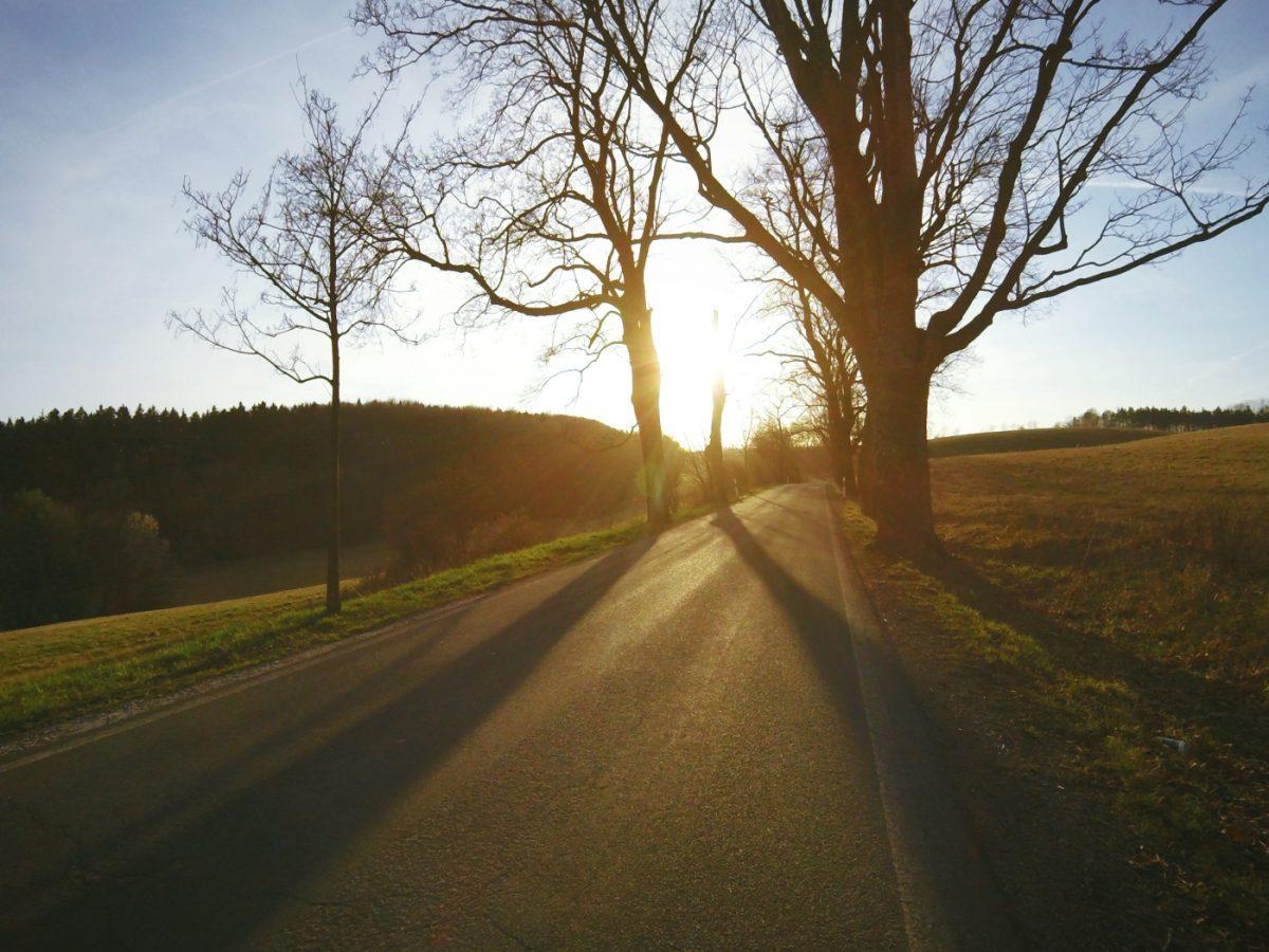 Über'n Riechheimer – Vereinsausfahrt am Sonntag, 8. April